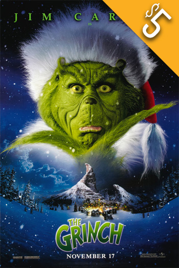 How the Grinch Stole Christmas (2000) movie poster