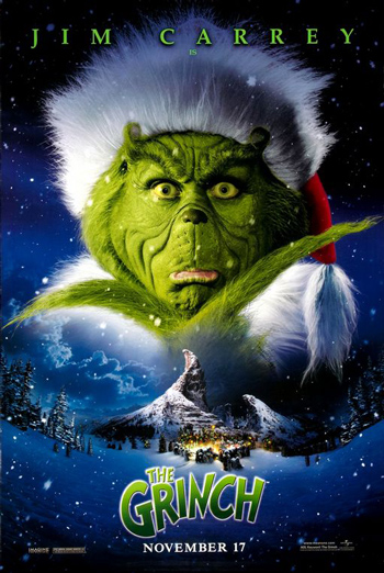 How the Grinch Stole Christmas - in theatres 11/17/2000