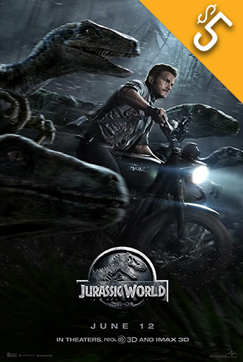 Jurassic World - in theatres 06/12/2015