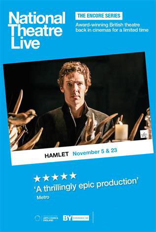Hamlet (NT Live) movie poster