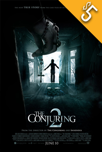 Conjuring 2, The movie poster
