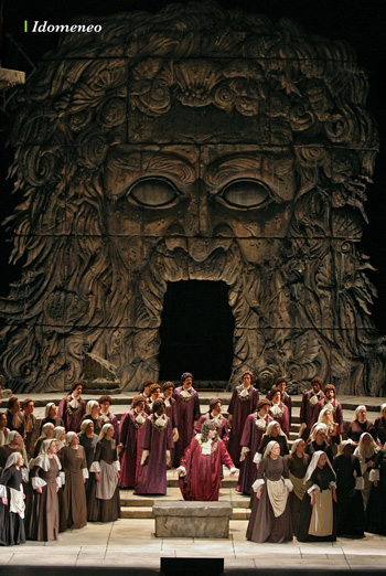 Idomeneo (MET) movie poster