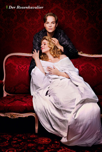 Der Rosenkavalier (MET) movie poster