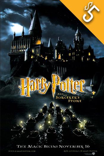 Harry Potter & Sorcerer's Stone (IMAX) movie poster