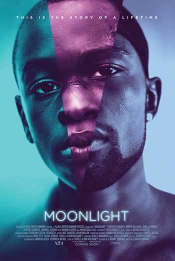 Moonlight - in theatres soon