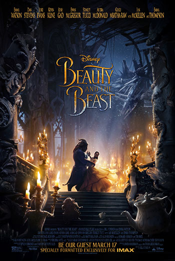 Beauty and the Beast (IMAX) movie poster