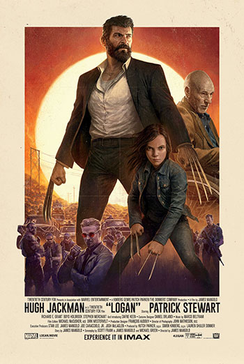 Logan (IMAX) - in theatres soon