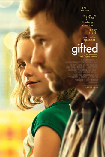 Gifted - in theatres 04/07/2017