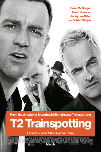 T2 Trainspotting - in theatres soon