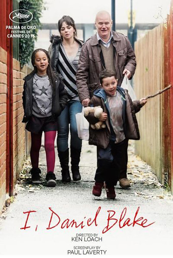 I, Daniel Blake - in theatres 05/05/2017
