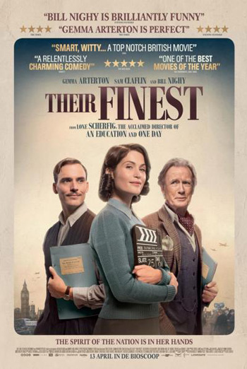 Their Finest - in theatres 04/07/2017