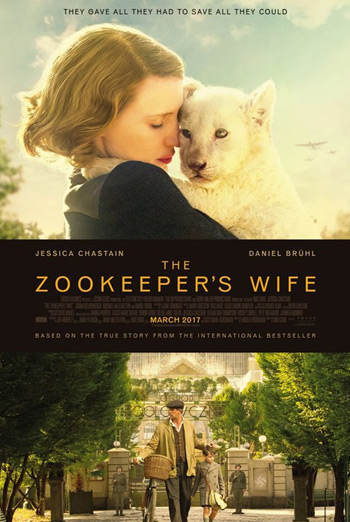 Zookeeper's Wife, The - in theatres 03/31/2017