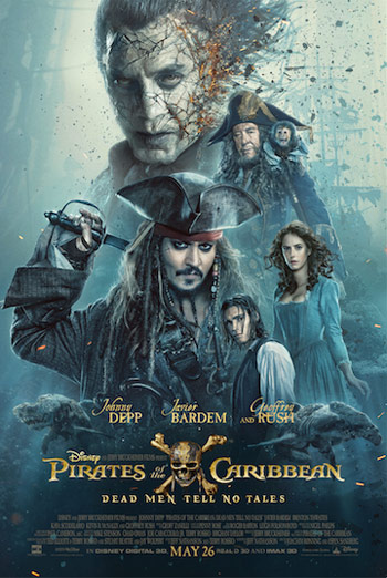 Pirates of the Caribbean: Dead Men Tell No Tales - in theatres 05/26/2017