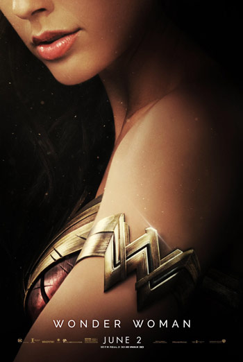 Wonder Woman - in theatres soon