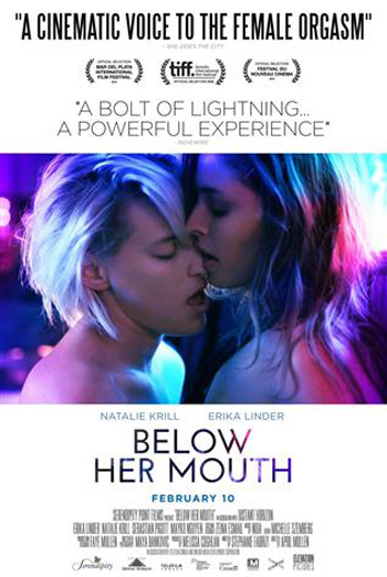 Below Her Mouth - in theatres 02/10/2017