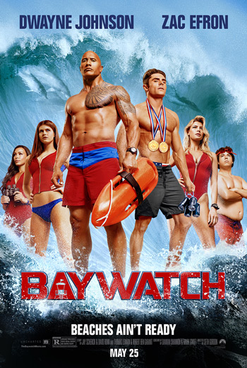 Baywatch - in theatres soon