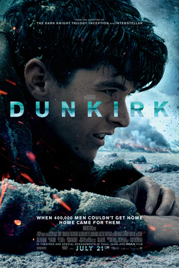 Dunkirk - in theatres soon