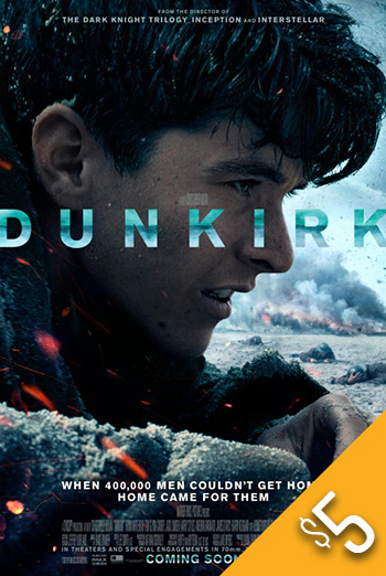 Dunkirk - in theatres 07/21/2017