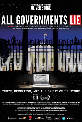 All Governments Lie - in theatres 02/17/2017