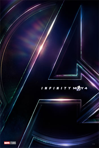 Avengers: Infinity War - in theatres soon