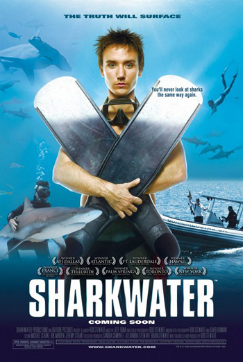 Sharkwater - A Tribute to Rob Stewart - in theatres 02/24/2017