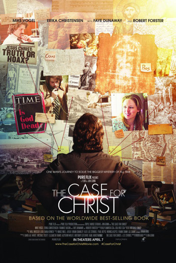 Case For Christ, The - in theatres 04/07/2017