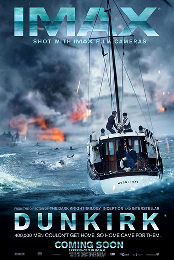 Dunkirk (IMAX) - in theatres soon