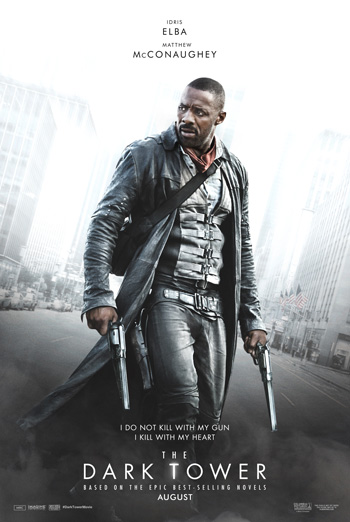 Dark Tower, The - in theatres soon