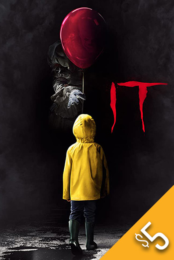 IT: Chapter One movie poster