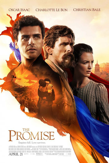 Promise, The movie poster