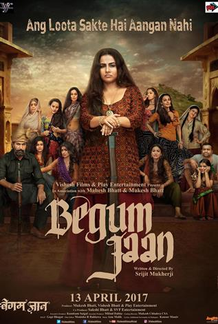 Begum Jaan (Hindi W/E.S.T) - in theatres 04/14/2017