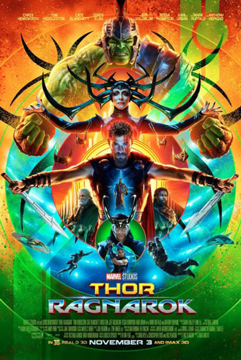Thor: Ragnarok - in theatres soon