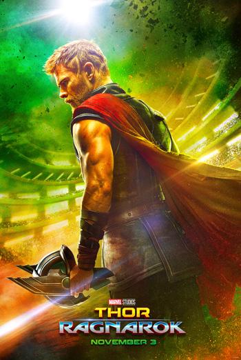 Thor: Ragnarok - in theatres 11/03/2017