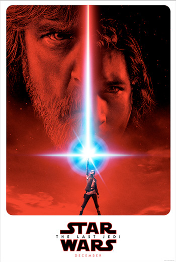 Star Wars: The Last Jedi - in theatres soon