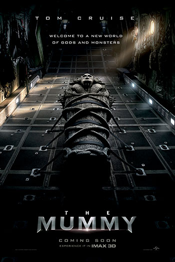 Mummy, The (IMAX) movie poster