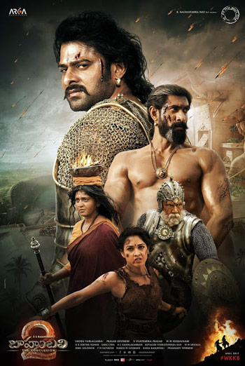 Baahubali: The Conclusion (Telugu W/E.S.T.) - in theatres 04/28/2017