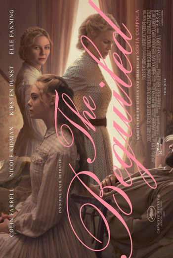 Beguiled, The - in theatres 06/23/2017