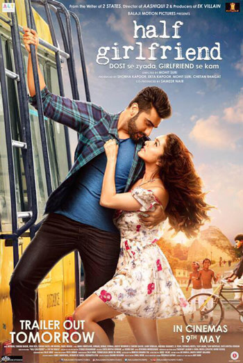 Half Girlfriend (Hindi W/E.S.T.) - in theatres 05/19/2017