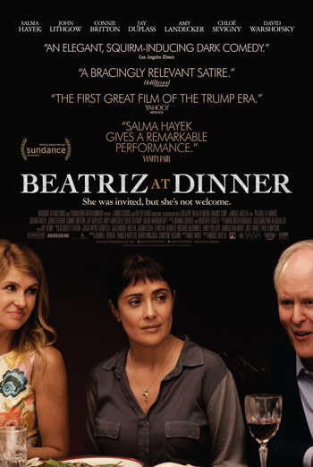 Beatriz at Dinner - in theatres 06/23/2017
