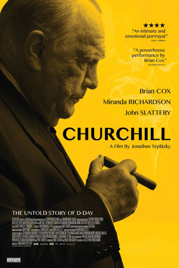 Churchill - in theatres 06/23/2017