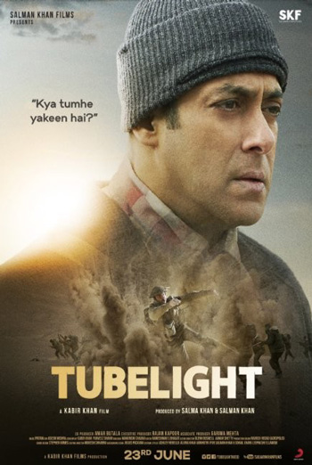 Tubelight (Hindi W/E.S.T.) - in theatres 06/23/2017