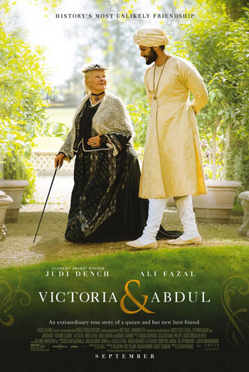 Victoria and Abdul - in theatres soon