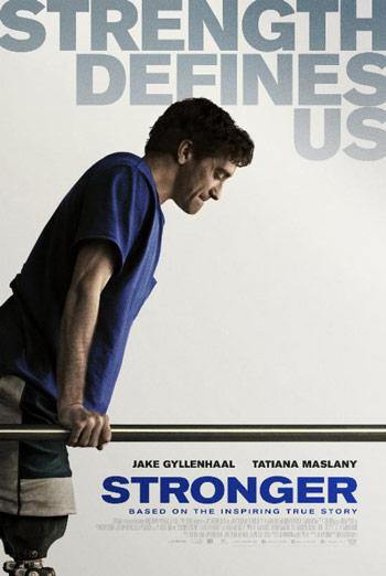 Stronger movie poster