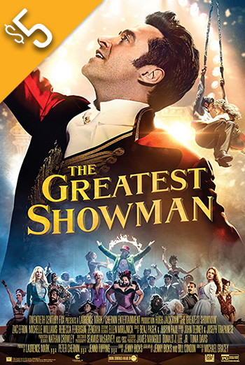 Greatest Showman, The movie poster
