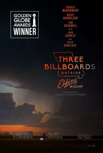 Three Billboards Outside Ebbing, Missouri movie poster