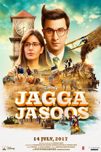 Jagga Jasoos (Hindi W/E.S.T.) - in theatres 07/14/2017