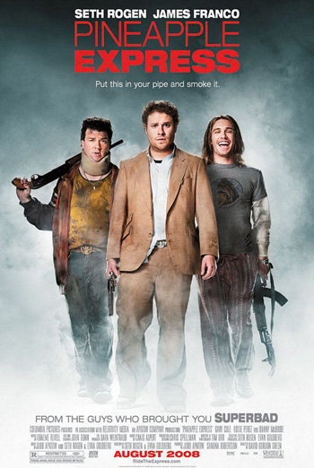 Pineapple Express, The - in theatres 08/06/2008