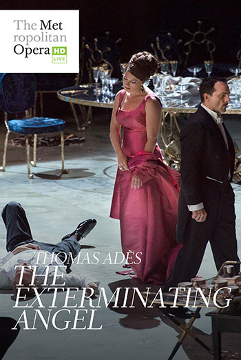 MET Opera: Exterminating Angel - in theatres soon