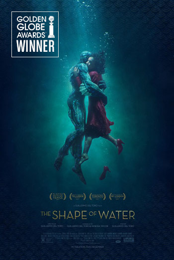 Shape of Water, The movie poster