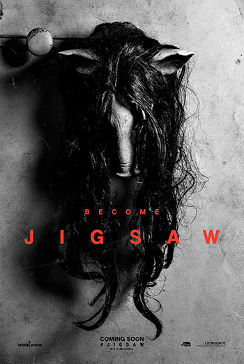 Jigsaw - in theatres 10/27/2017